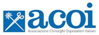 logo ACOI Associazione Chirurghi Ospedalieri Italiani